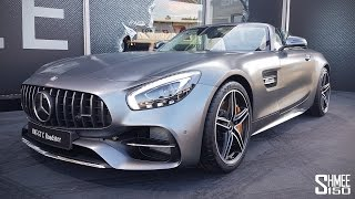 Finally Found the Mercedes-AMG GT C Roadster!