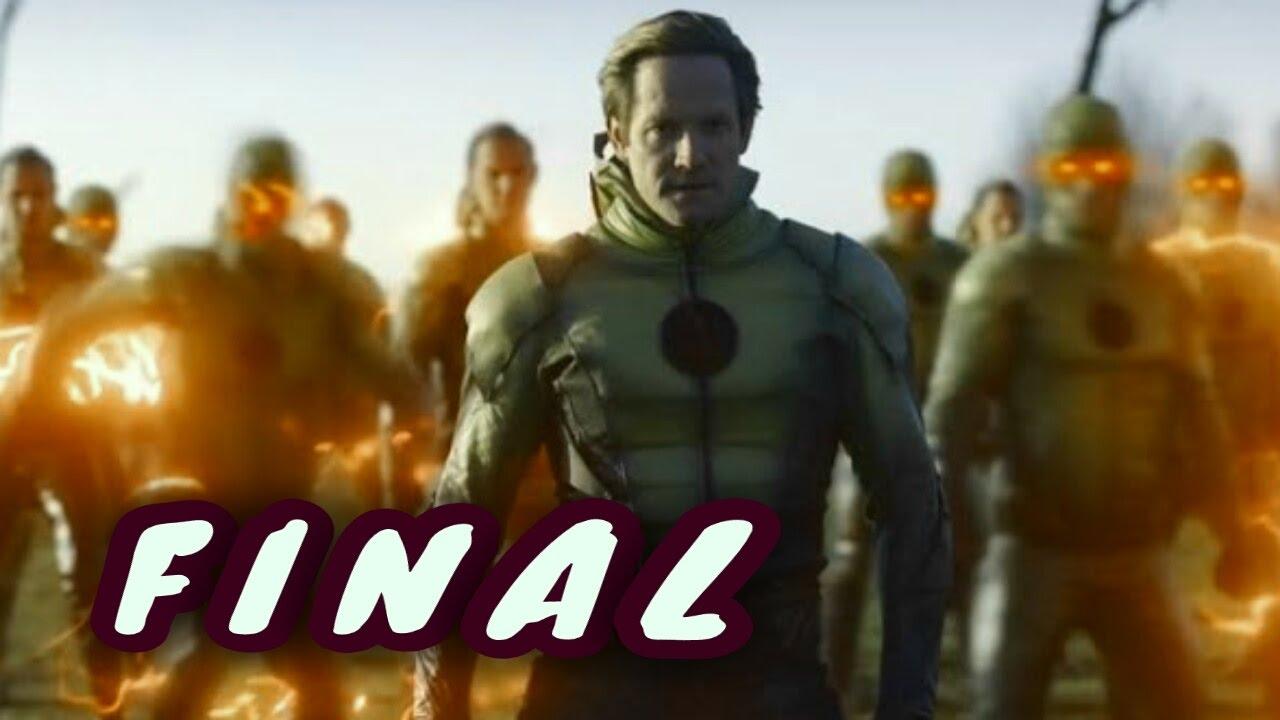 Flash Season 2 Watch Now