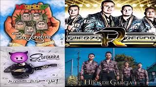 LEGADO 7 ft. FUERZA REGIDA Y EL DE LA GUITARRA ft. LOS HIJOS DE GARCIA  Corridos al Cien 2020