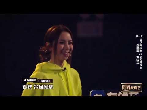 中国新说唱2019:刘炫廷vs肖恩恩(All Eyes On Me)超炸!!!