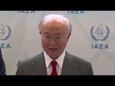 IAEA Remarks to Media on Iran Visit