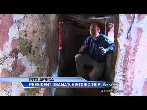 President Obama's Trip to Senegal