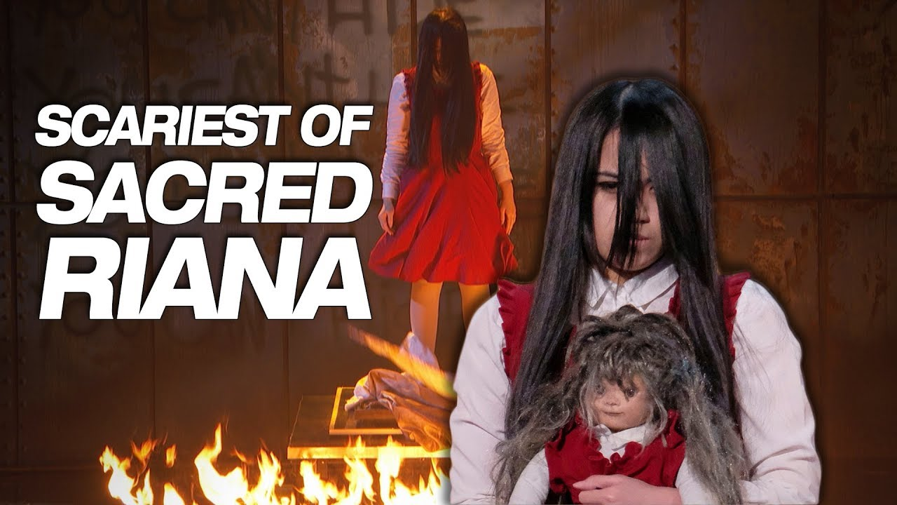 Download Don't Watch Sacred Riana If You're Scared Of The Dark - America's Got Talent 2018