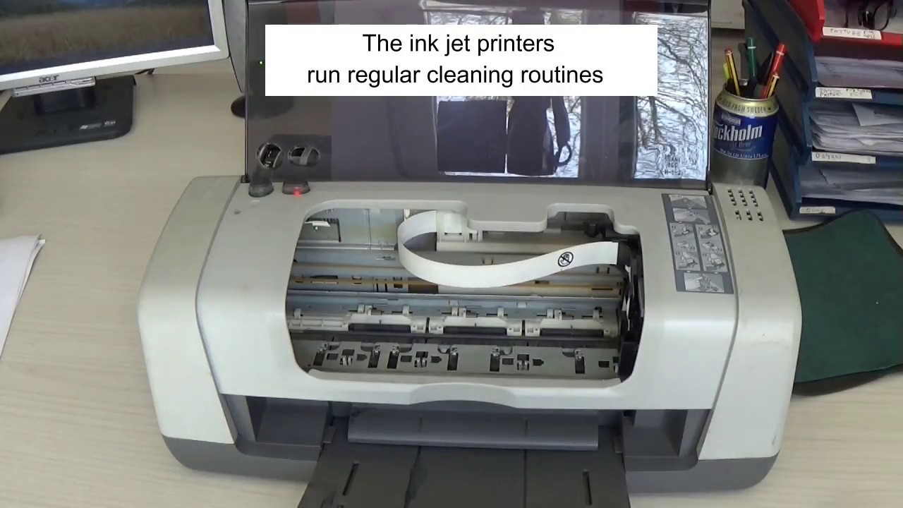 How To Clean Epson Xp Waste Ink Pads Youtube