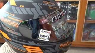LS2 FF352 Rookie Helmet Review India (Affordable) #Helmets@Dinos