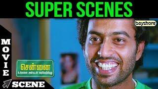 Chennai Ungalai Anbudan Varaverkirathu - Super Scene #2   Bobby Simha   Lingaa   Prabhanjayan
