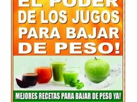jugos para bajar de peso - descubra los mejores licuados para ...