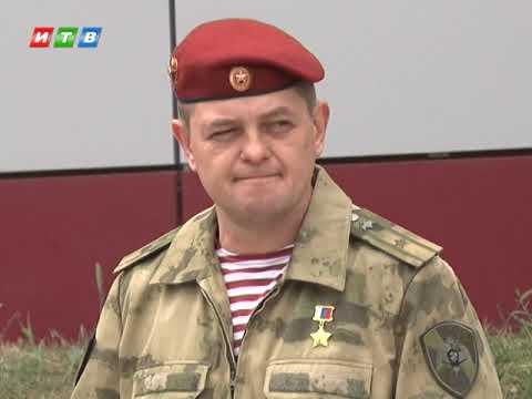 ТРК ИТВ: Спецотряд Русь войск национальной гвардии РФ в Крыму отмечает 5 летие