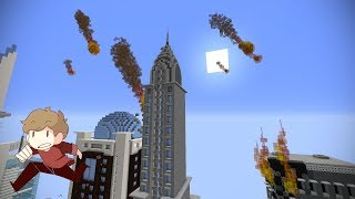 UNNATURAL MINECRAFT DISASTERS! (Minecraft minigame)