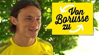 How to defend Sancho? | Your 09 Questions for new signing Nico Schulz