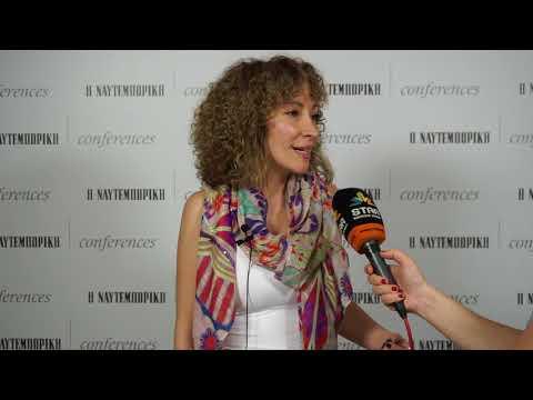 Ξένια Καπόρη, Διευθύντρια Εξωτερικών Υποθέσεων,  Roche Hellas