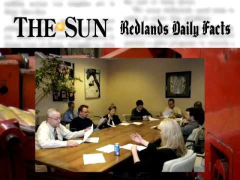 San Bernardino Sun & Redlands Daily Facts Market Video