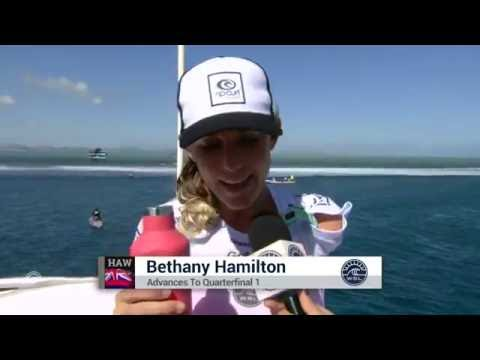 Bethany Hamilton on Her Incredible Fiji Run