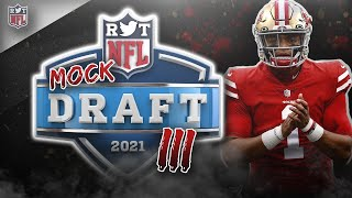 2021 NFL Mock Draft v3.1