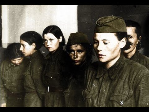 Download Captured Soviet Female Soldiers - How Did the Germans Treat Them?