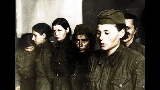 Captured Soviet Female Soldiers - How Did the Germans Treat Them?