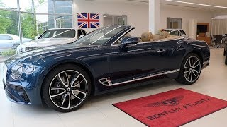 Droptop Opulence | The 2020 Bentley Continental GT Convertible