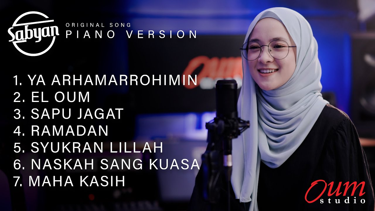 SABYAN - ORIGINAL SONG PIANO VERSION