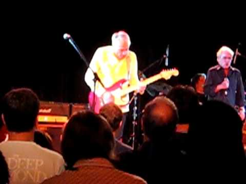 Robin Trower and Band at the Music Farm in Charleston, SC (October 13, 2009) 1 of 3