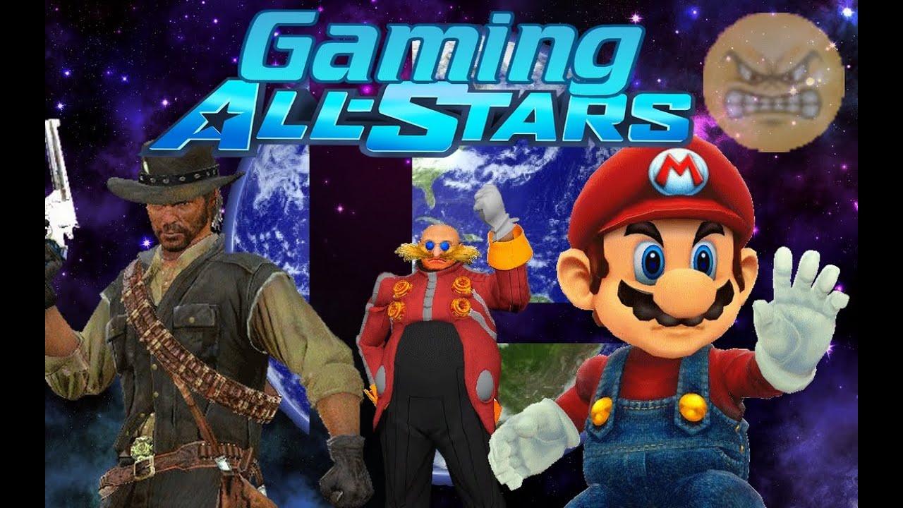 gaming stars