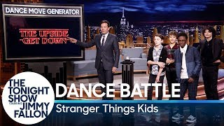 Download Dance Battle with the Stranger Things Kids Mp3 and Videos