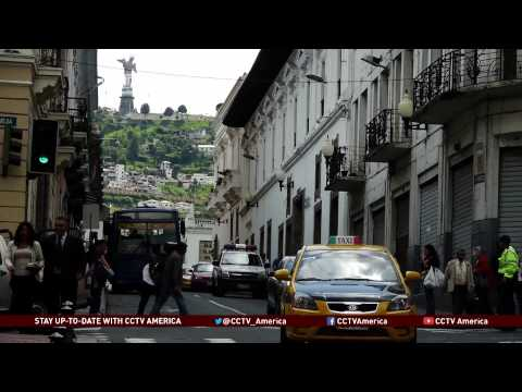 Sights and Sounds of Quito Ecuador