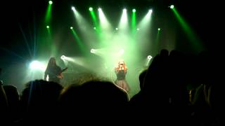 Epica Fools Of Damnation Live The Forum London UK 6 12 14