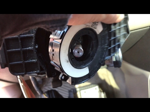 Ford Edge Steering Angle Position Sensor Replacement (Lincoln MKX)