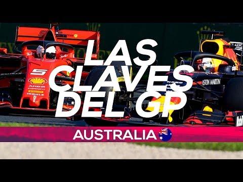Resumen GP Australia F1 2019 - Las Claves