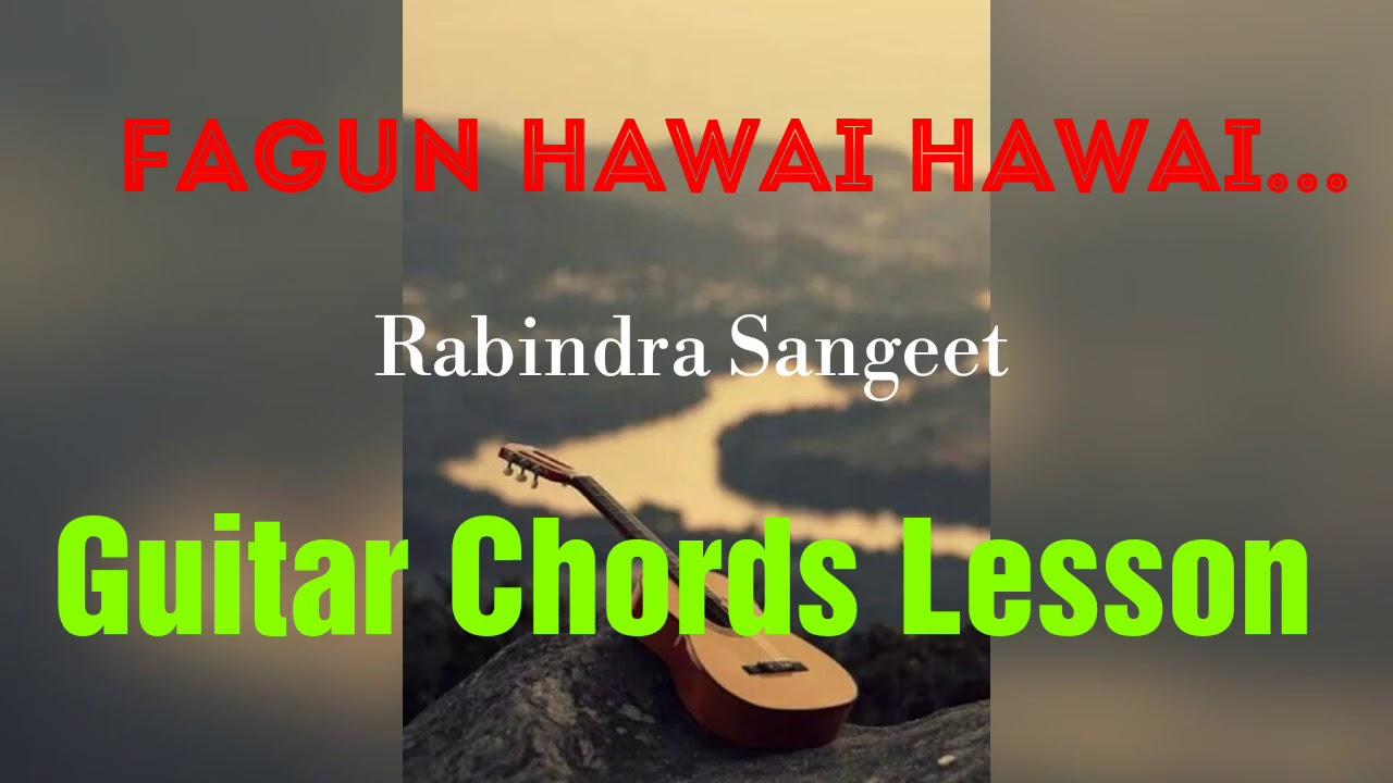 Holi Special Fagun Hawai Hawai Guitar Chords Lesson
