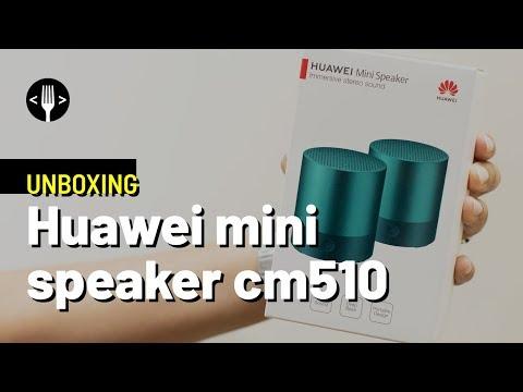 Reseña: Huawei Mini Speaker Cm510