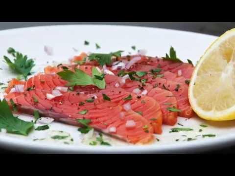 Brasserie Blanc's How To Home Smoke Salmon Recipe
