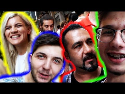 'EFSANE' YOUTUBER PARTİSİ