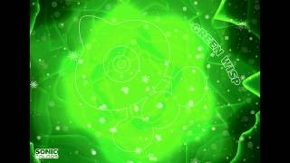 Sonic Colors | Shades Of Green (Gettin