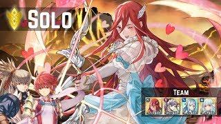 Bridelia Solo! ヽ(o^ ^o)ノ -T & H- Bound Hero Battle! {Infernal} | Live Streamed 【Fire Emblem Heroes】 thumbnail