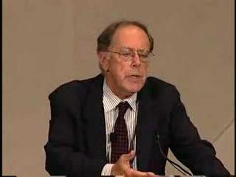Revelle Forum: Kevin Phillips on Religion Oil and Debt