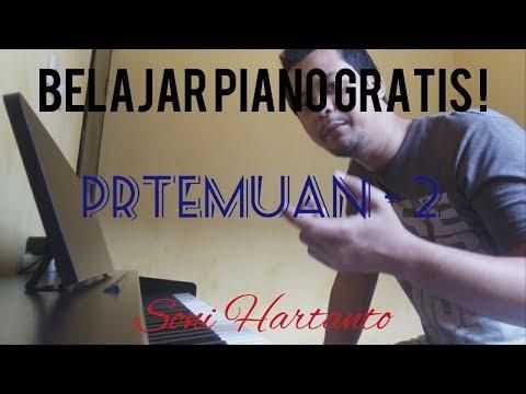 2#-Paket Belajar Piano Keyboard GRATIS! secara singkat dan mudah (tangga nada +chord)