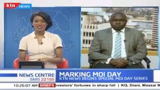 Marking Moi day: In honor of former president Moi