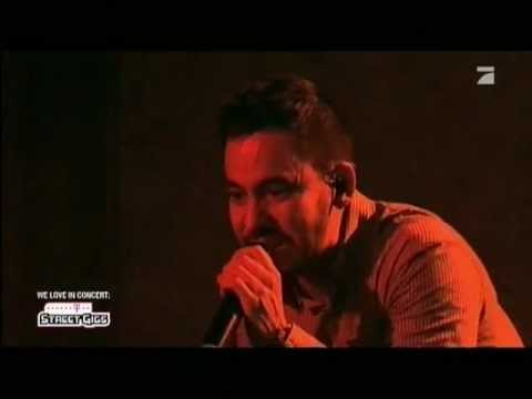 LinkinPark live 2012 Germany Berlin in the end & numb [Telecom Street Gigs]