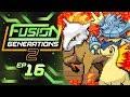 OUR LEGENDARY FUSION! | Pokemon Fusion Generations 2 w/ Sacred! Episode 16