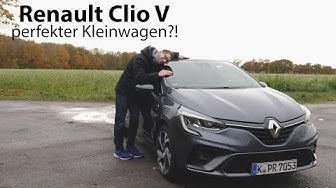 2020 Renault Clio TCe 130 EDC R.S. Line Test / Quasi DER perfekte Kleinwagen?! - Autophorie