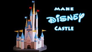 Make your own Disneyland   Paper craft