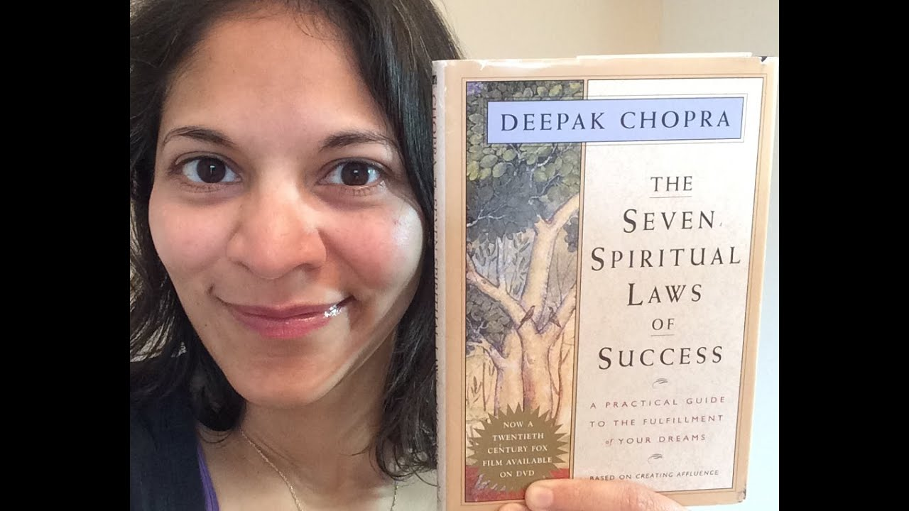 viewing success as immaterial wealth accumulation in the seven spiritual laws of success by deepak c Seven spiritual laws of success free ebook the seven spiritual laws success author by deepak chopra and published by new.