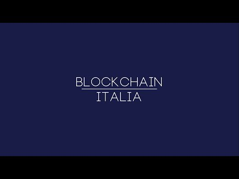 Blockchain Italia @ Italian Association of Singapore