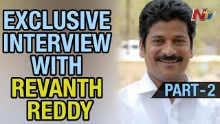 Telangana TDP Revanth Reddy in Exclusive Interview | Point Blank | Part 2 | NTV