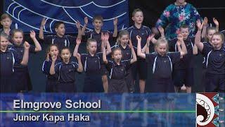 Elmgrove School - Junior Kapa Haka