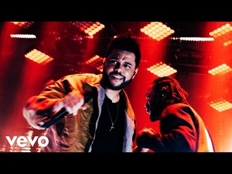 Thumbnail: The Weeknd - I Feel It Coming (Live) (2017)