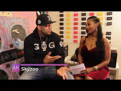 Celebrity Myxer: Skyzoo Interview