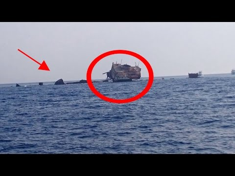 the secret behind the wrecked ship in sharm el sheikh - egypt 2016 hd