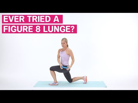 Ever Tried A Figure 8 Lunge?